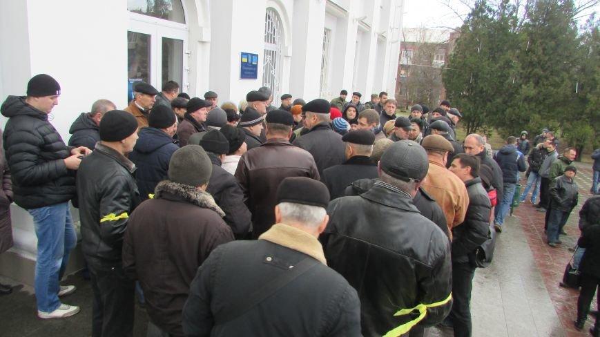 Как в Северодонецке проходила скандальная сессия горсовета (ФОТО), фото-5