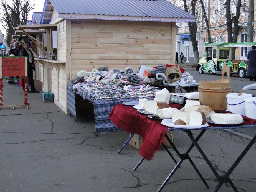 До Хмельницького свято наближається: ярмарки, ялинки та подарунки (Фото) (фото) - фото 1