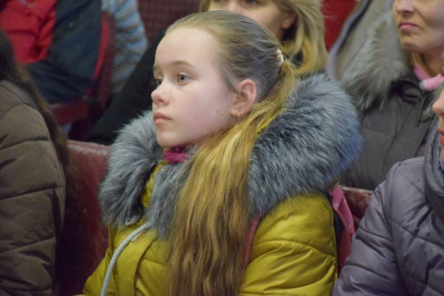 В Николаеве дети-переселенцы из зоны АТО получили подарки к Новому году (ФОТО), фото-4