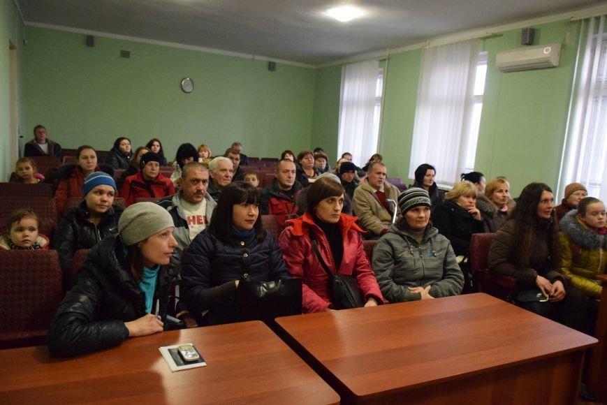 В Николаеве дети-переселенцы из зоны АТО получили подарки к Новому году (ФОТО), фото-5