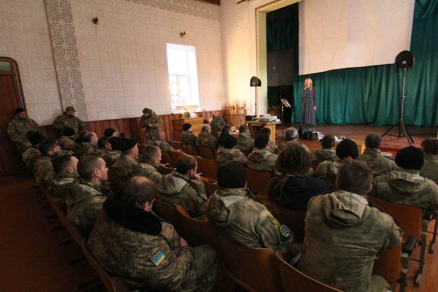 Днепропетровские волонтеры дали концерт воинам АТО (ФОТО), фото-6