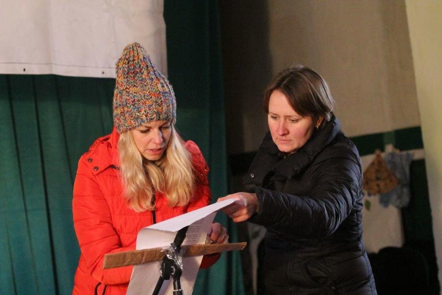 Днепропетровские волонтеры дали концерт воинам АТО (ФОТО), фото-1