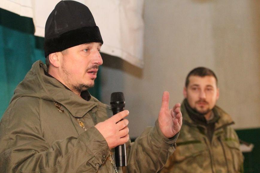 Днепропетровские волонтеры дали концерт воинам АТО (ФОТО), фото-3