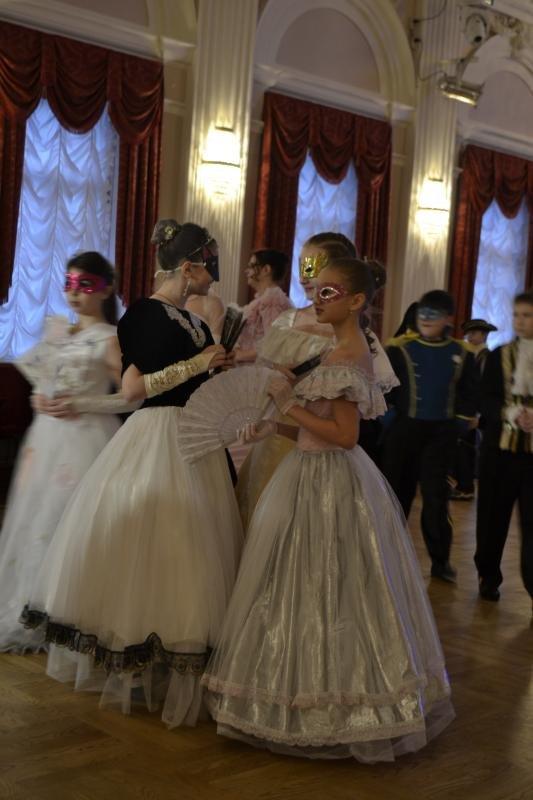 Новогодний бал-маскарад в Пушкине: яркими впечатлениями и фотографиями делится Полина Орлова, фото-5
