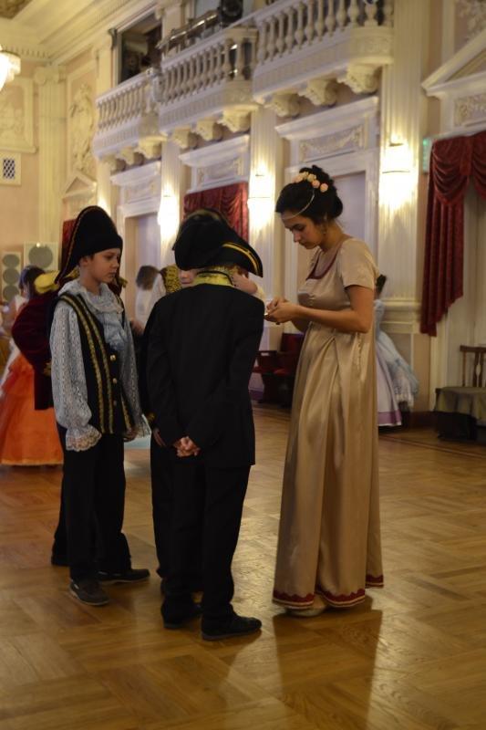Новогодний бал-маскарад в Пушкине: яркими впечатлениями и фотографиями делится Полина Орлова, фото-2