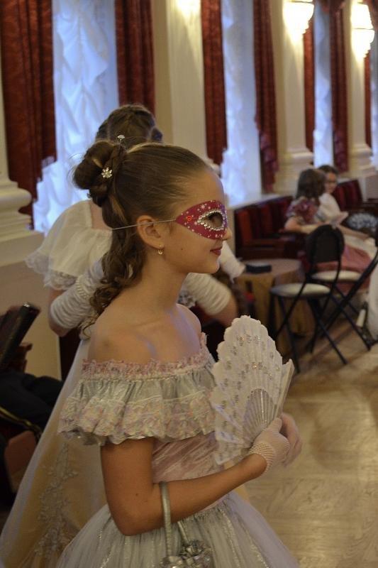 Новогодний бал-маскарад в Пушкине: яркими впечатлениями и фотографиями делится Полина Орлова, фото-3
