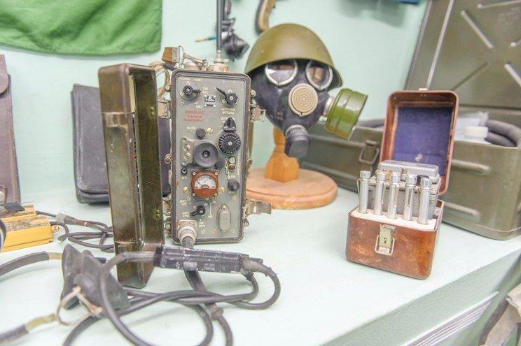 В Полевском музее пограничных войск открылся новый зал боевой славы (фото) (фото) - фото 1