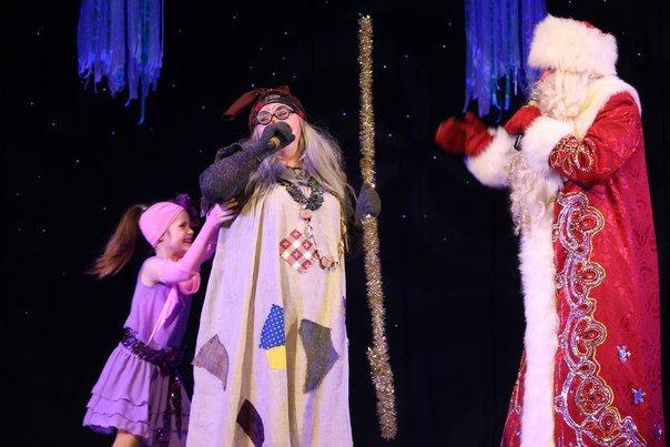 В Днепропетровске 6 летние детки провели новогодний концерт (ФОТО) (фото) - фото 2