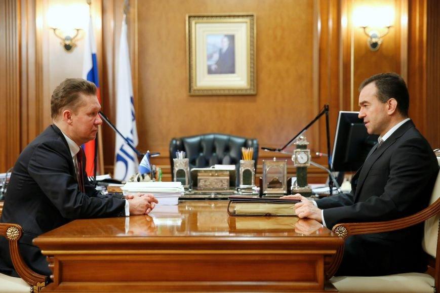 «Газпром» планирует построить на Кубани еще 19 газовых заправок (фото) - фото 1