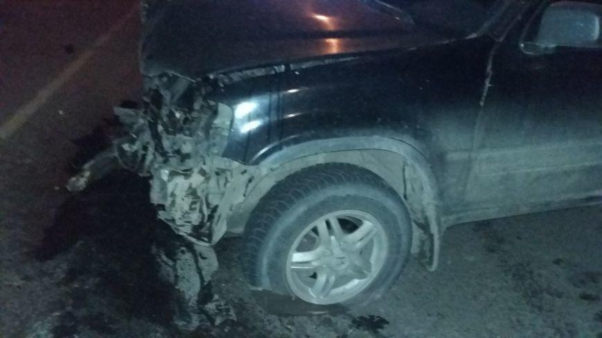 Жуткий вечер в Сумах: падение с 9-го этажа и 5 аварий (ФОТО+ВИДЕО) (фото) - фото 1