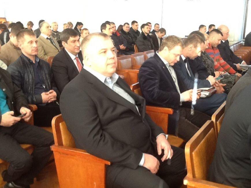 В Днепродзержинске представили новых депутатов горсовета (фото) - фото 2