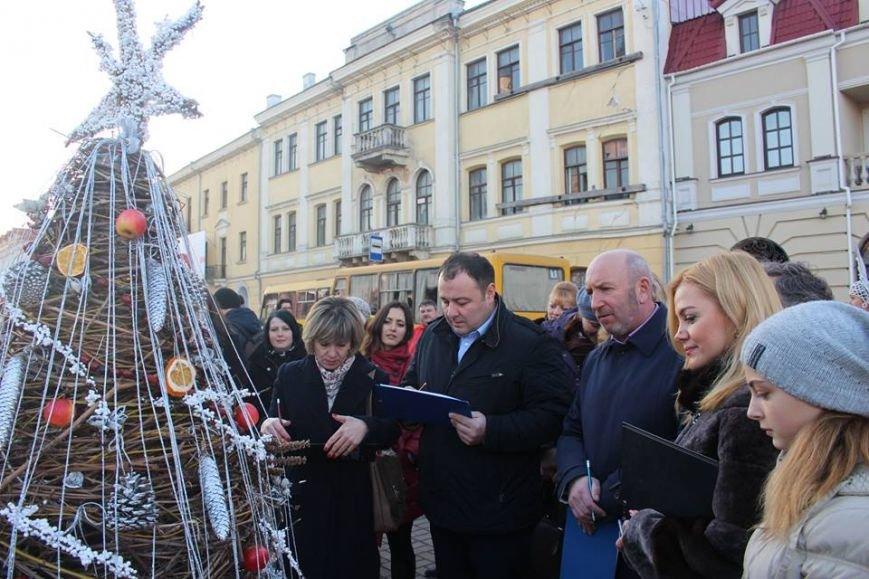 «Еко-ялинки» розмістились на площі Польський ринок Кам'янця (Фото) (фото) - фото 5