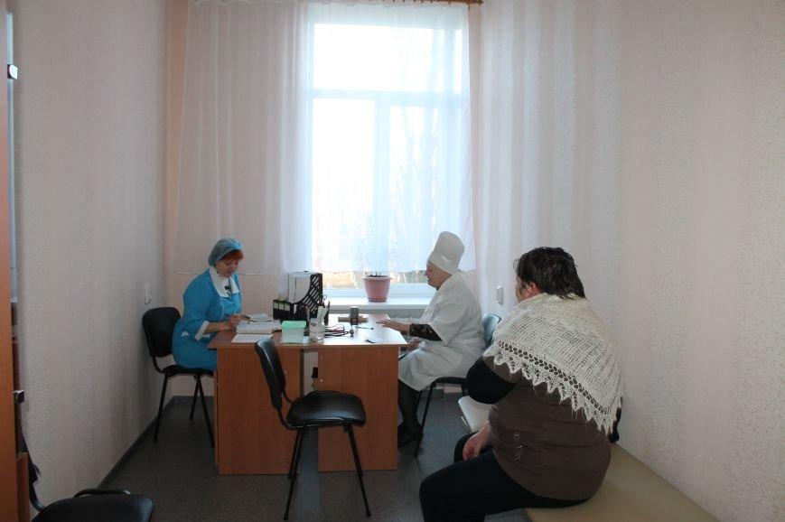 Жители Часов Яра смогут получать надлежащую первичную медицинскую помощь, фото-2