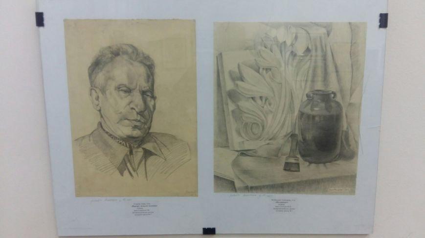 Днепропетровская художественная школа №1 отметила свой 70-летний юбилей большой выставкой работ (ФОТО) (фото) - фото 6