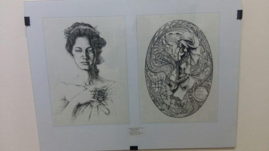 Днепропетровская художественная школа №1 отметила свой 70-летний юбилей большой выставкой работ (ФОТО) (фото) - фото 4