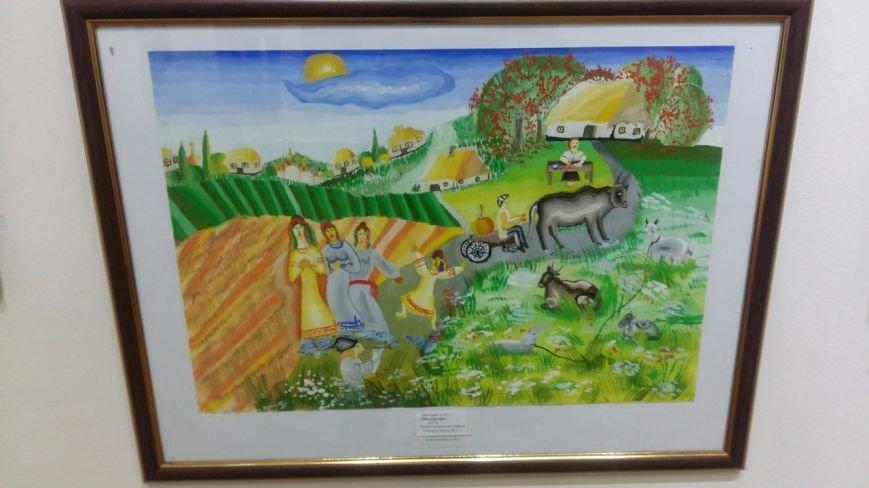 Днепропетровская художественная школа №1 отметила свой 70-летний юбилей большой выставкой работ (ФОТО) (фото) - фото 3