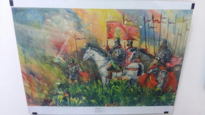 Днепропетровская художественная школа №1 отметила свой 70-летний юбилей большой выставкой работ (ФОТО) (фото) - фото 2