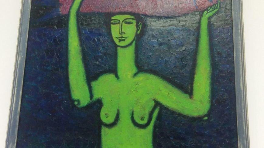 Днепропетровская художественная школа №1 отметила свой 70-летний юбилей большой выставкой работ (ФОТО) (фото) - фото 1
