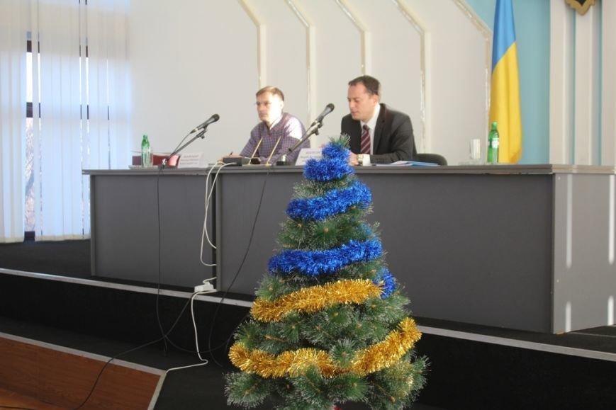 Днепродзержинские депутаты приняли городской бюджет-2016, фото-1