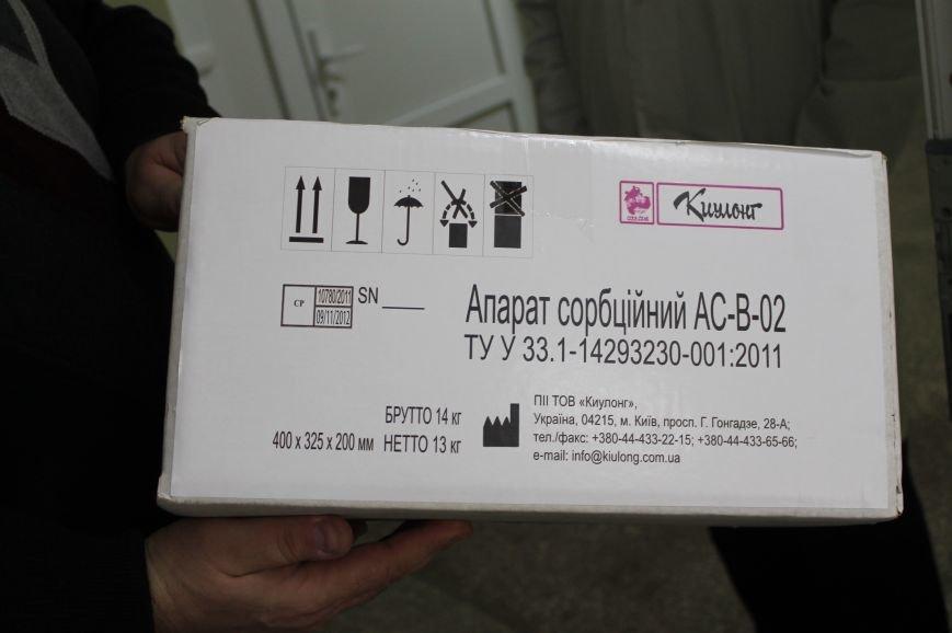 В новое отделение ЦРБ доставили оборудование (ФОТО), фото-1