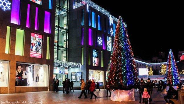 Сказочный город в центре Днепропетровска будет работать до 19 января (ФОТО) (фото) - фото 1