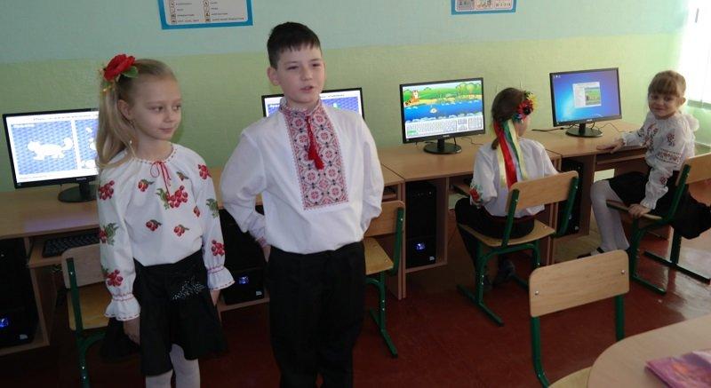 Новий комп'ютерний клас у школі №4 оглянув черкаський мер (ФОТО), фото-6
