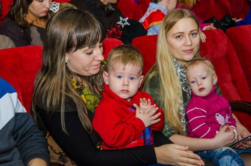 Губернаторскую елку посетили около тысячи детей региона (ФОТО) (фото) - фото 8