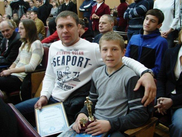 Сенсацією року на Рівненщині став 15-річний борець (фото) - фото 1