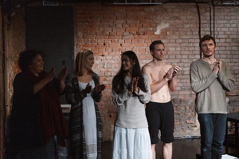 В московском театре документальной драмы проверят зрителей на склонность к инакомыслию (фото) - фото 7