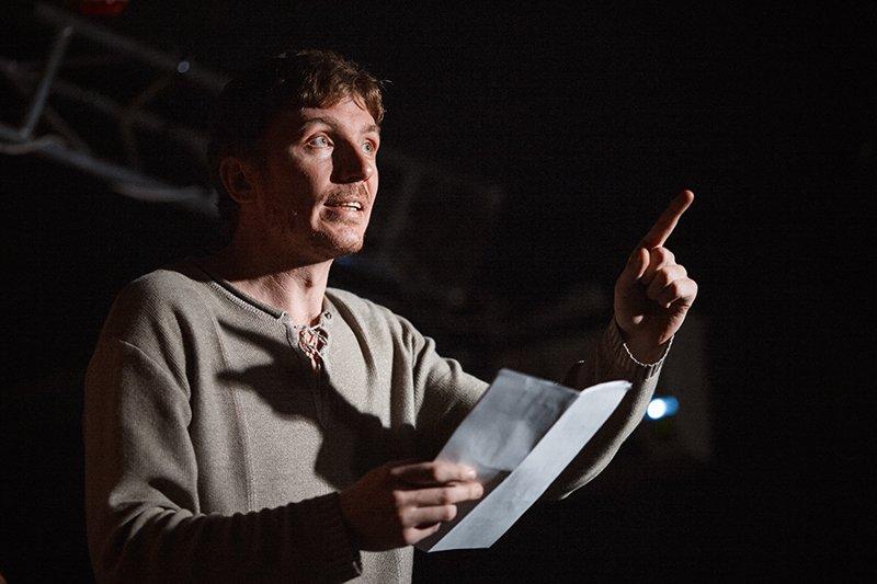 В московском театре документальной драмы проверят зрителей на склонность к инакомыслию (фото) - фото 2