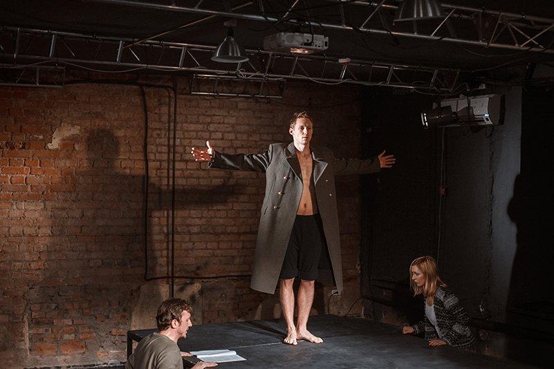 В московском театре документальной драмы проверят зрителей на склонность к инакомыслию (фото) - фото 3