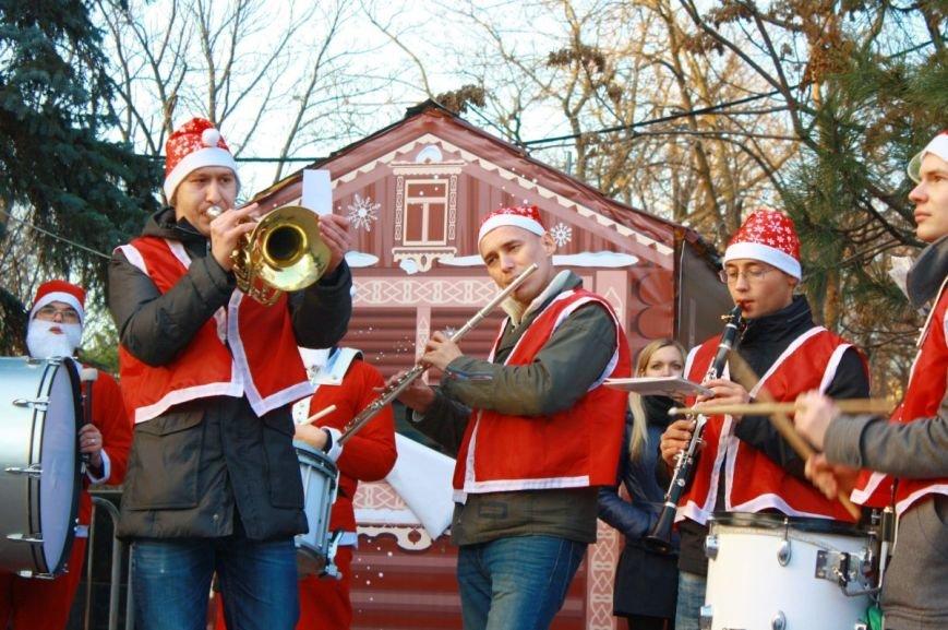 В Ростове-на-Дону официально открыли главную елку города, фото-2