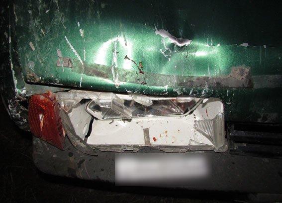 На Полтавщині в ДТП загинув велосипедист: водій автомобіля втік з місця подій (фото) - фото 1