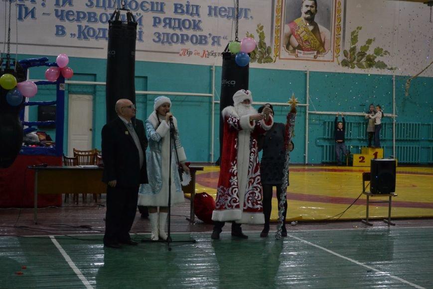 В днепродзержинской ДЮСШ № 1 прошел новогодний праздник, фото-19