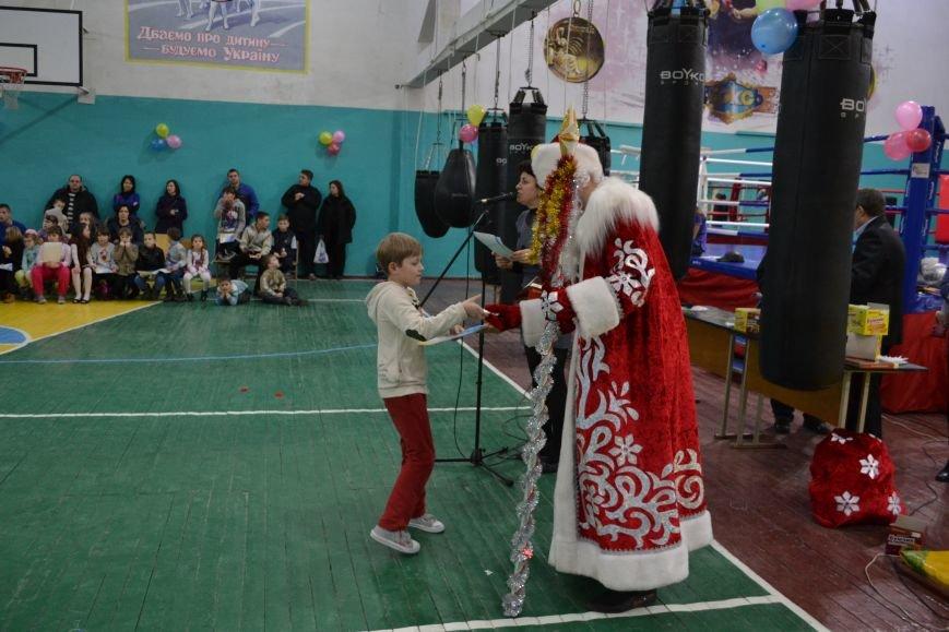В днепродзержинской ДЮСШ № 1 прошел новогодний праздник, фото-17