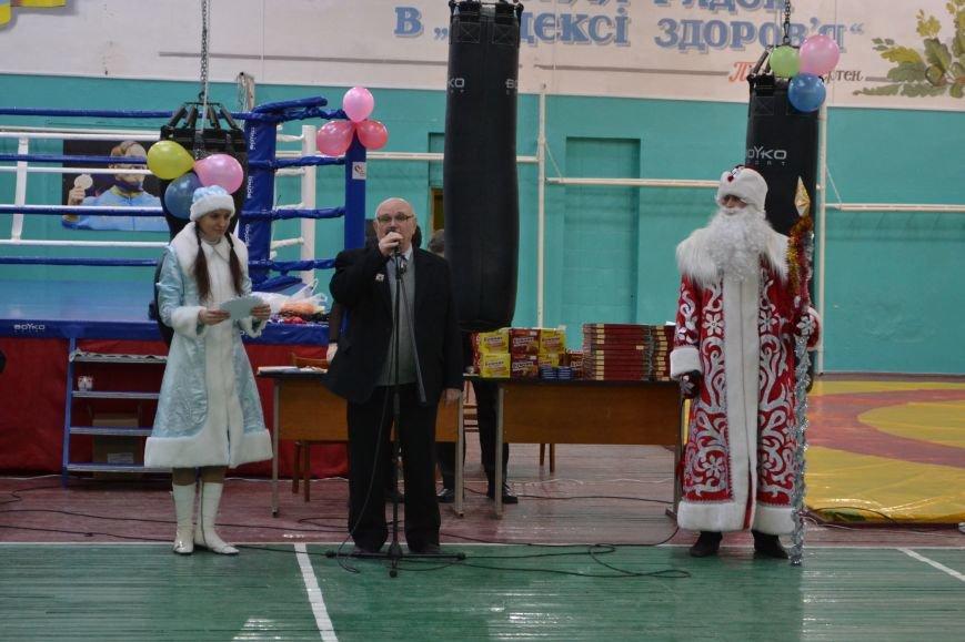 В днепродзержинской ДЮСШ № 1 прошел новогодний праздник, фото-8