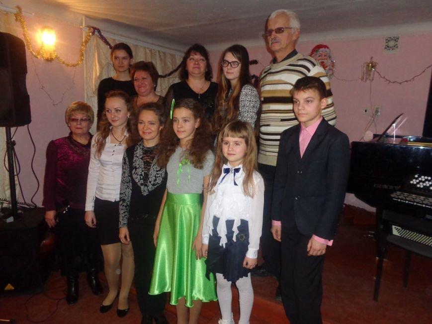 Большой джаз в маленьком городе: в музыкальной школе Красноармейска завершился 25-й «Джазовый фестиваль» (фото) - фото 21