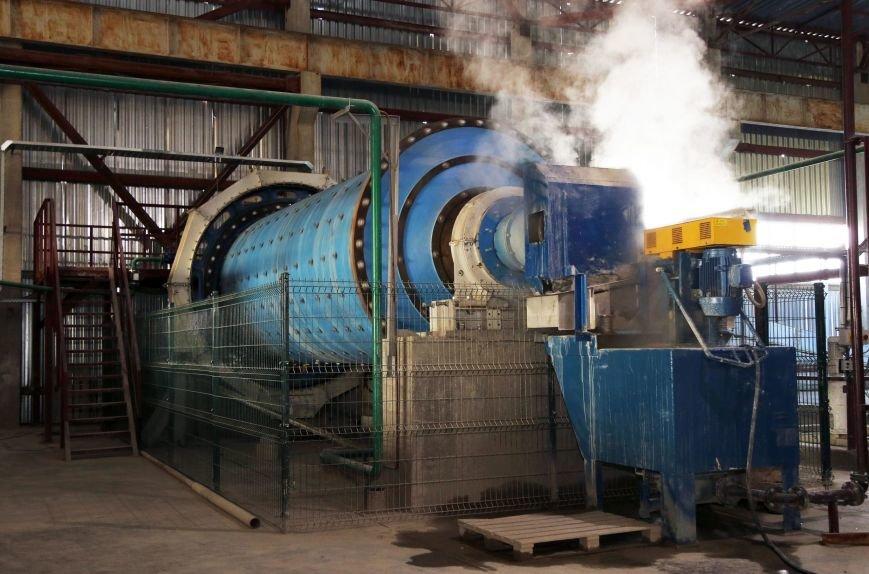 В Симферополе заработал единственный в Крыму завод по производству автоклавного газобетона (ФОТО) (фото) - фото 4