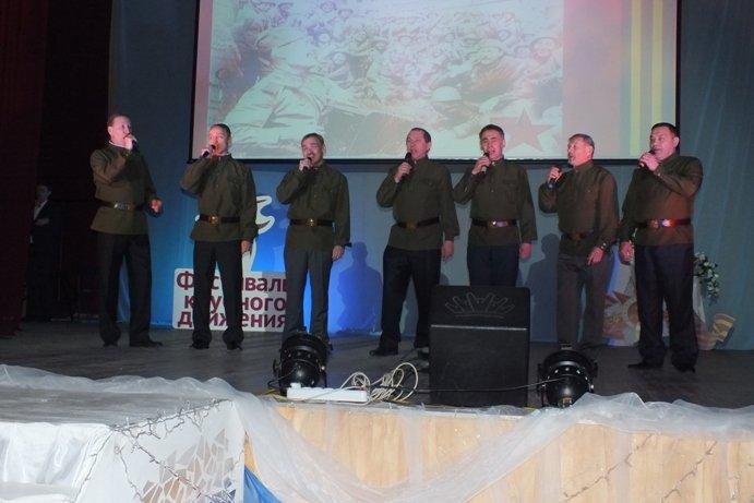 Мужской волкальный ансамбль из Полевского стал финалистом областного конкурса (фото) - фото 1