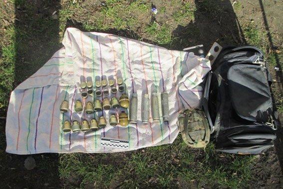 В Николаеве полиция поймала бойца АТО с сумкой боеприпасов (ФОТО) (фото) - фото 3