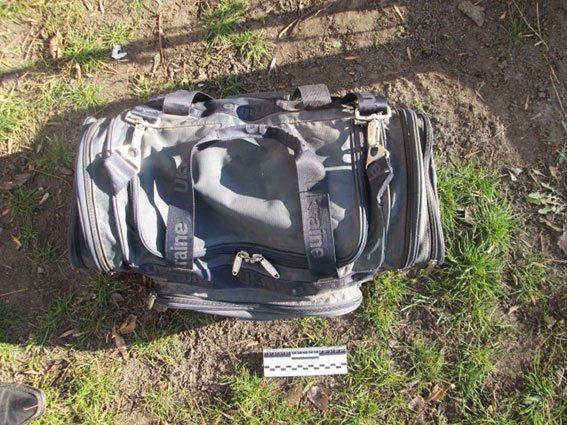 В Николаеве полиция поймала бойца АТО с сумкой боеприпасов (ФОТО) (фото) - фото 1