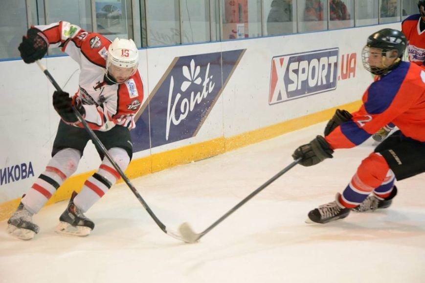 Где смотреть трансляции хоккейных матчей «Льдинка-Компаньон» – «Донбасс» (фото) - фото 2
