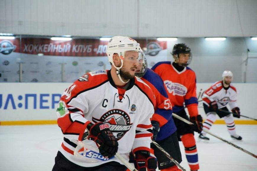 Где смотреть трансляции хоккейных матчей «Льдинка-Компаньон» – «Донбасс» (фото) - фото 1