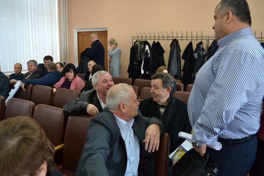 Владимир Мельник: Вы не находите денег для поддержки участников АТО, зато находите миллионы для расчистки ставка (ФОТО), фото-3