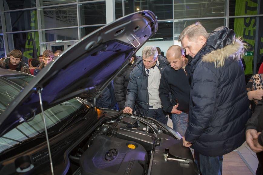 ТСС Кавказ представил новую Lada Vesta, фото-7