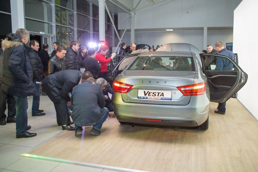 ТСС Кавказ представил новую Lada Vesta, фото-5