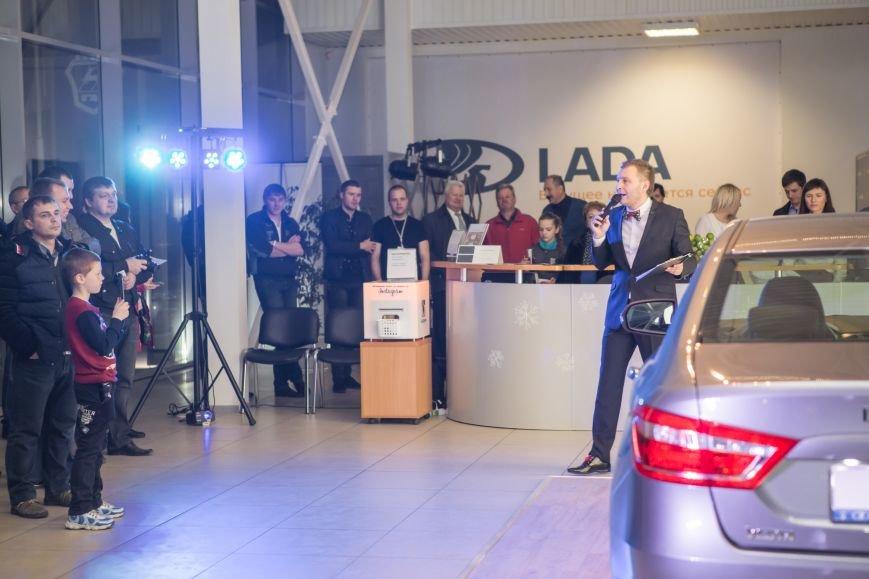 ТСС Кавказ представил новую Lada Vesta, фото-9