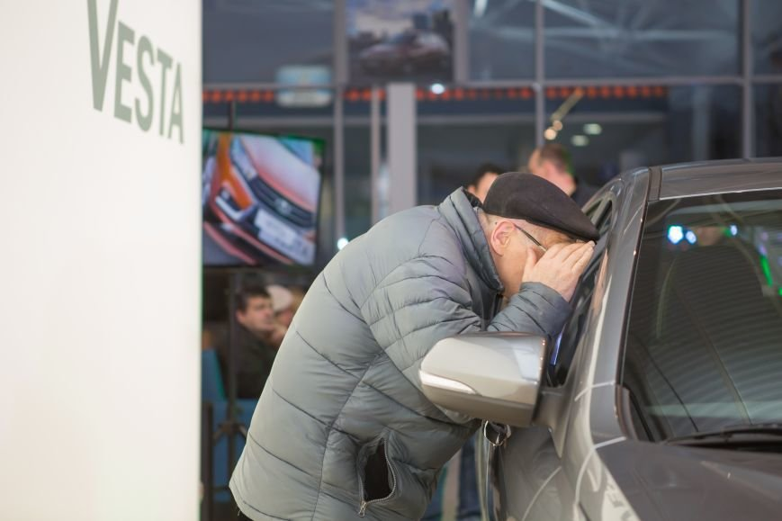 ТСС Кавказ представил новую Lada Vesta, фото-10