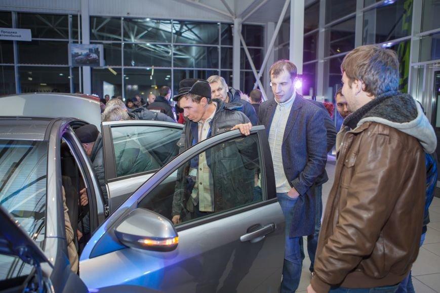 ТСС Кавказ представил новую Lada Vesta, фото-6