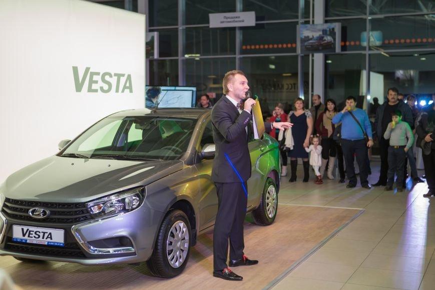 ТСС Кавказ представил новую Lada Vesta, фото-1